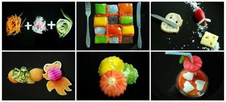 comment faire manger des l gumes aux enfants l4 mini miams so food so good. Black Bedroom Furniture Sets. Home Design Ideas