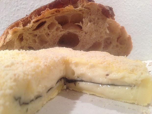 camembert-truffe