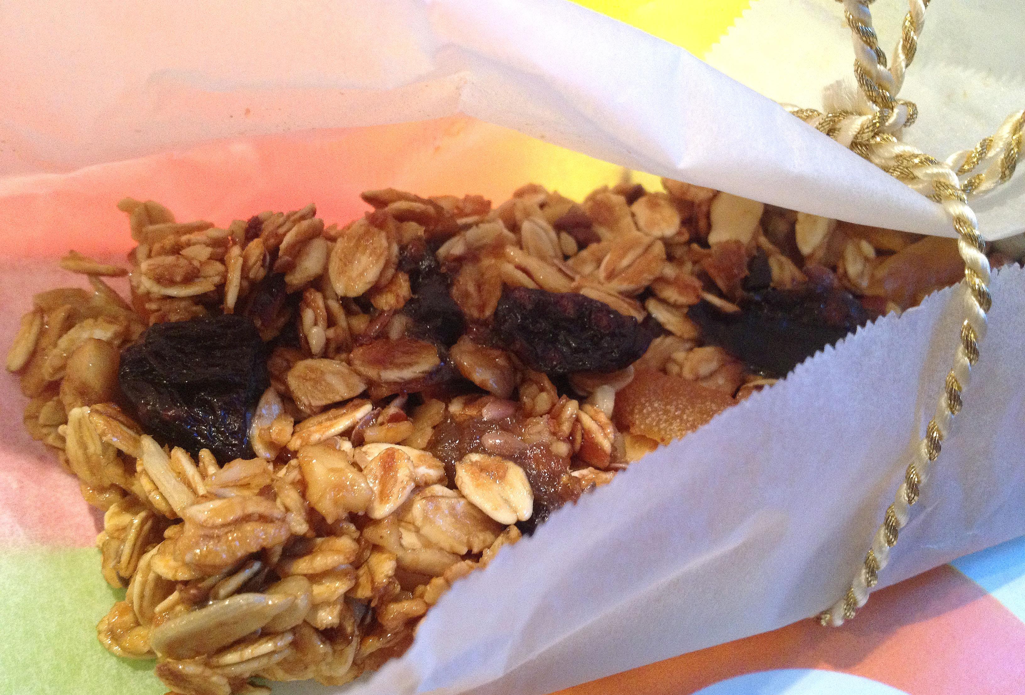 granola-home-made
