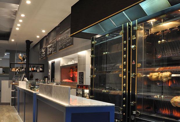 Cuisine design rotisserie avec des id es - Cuisine design rotissoire ...