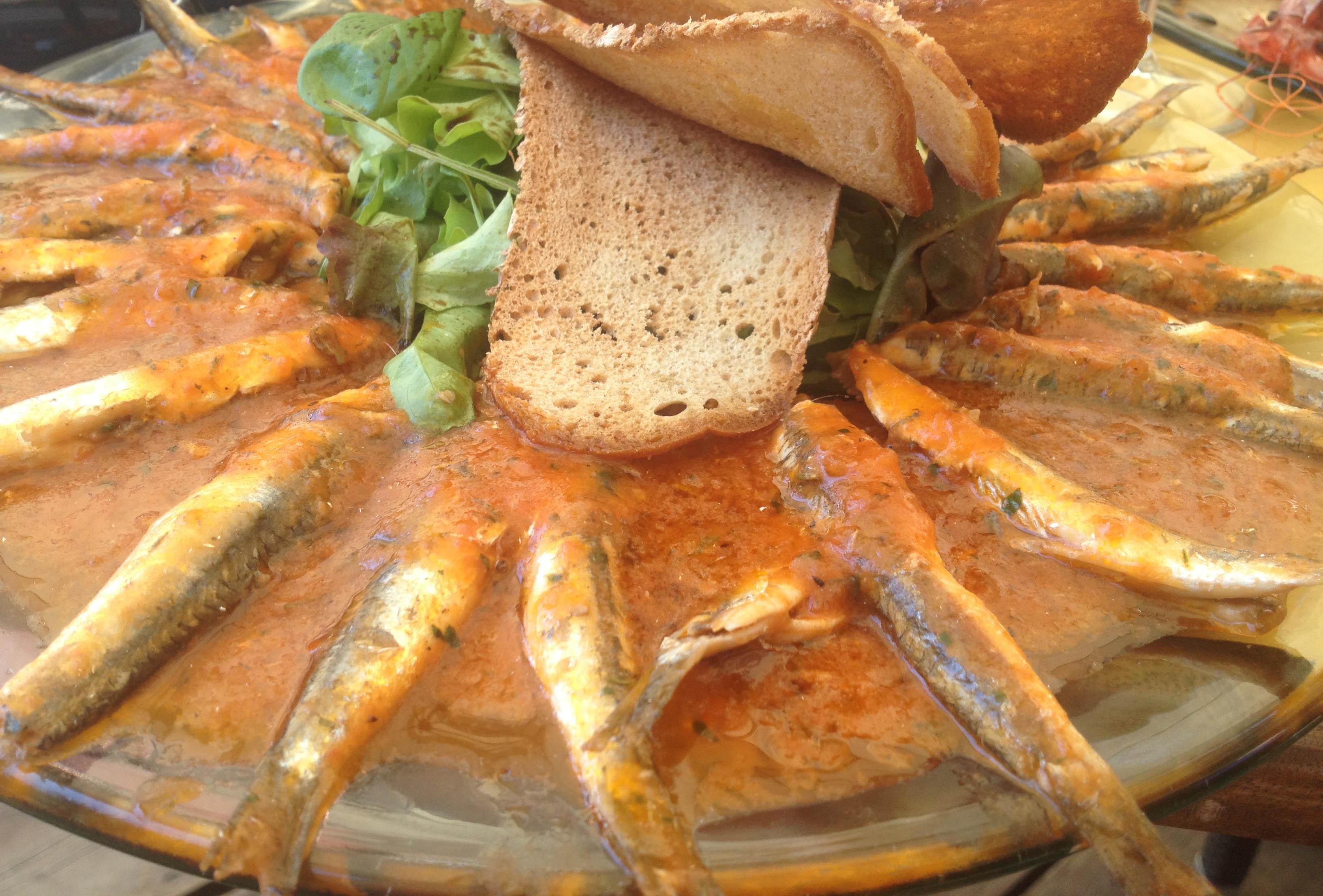 Italie-Bordighera-anchois