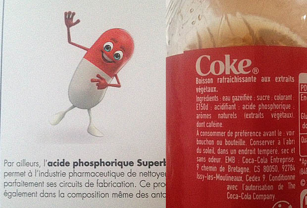 coke-acide-phosphorique