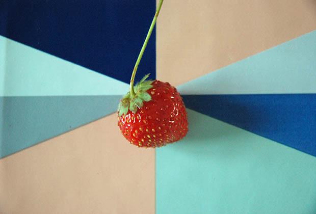 Eau de tomates fraises de David Toutain