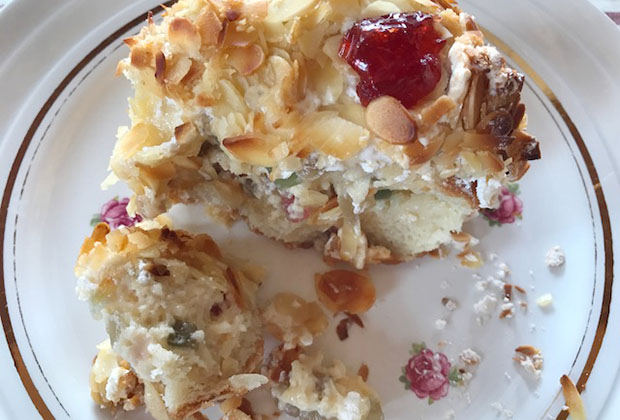 gâteau-polonaise